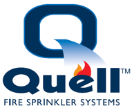 Quell Fire Sprinkler Systems Logo